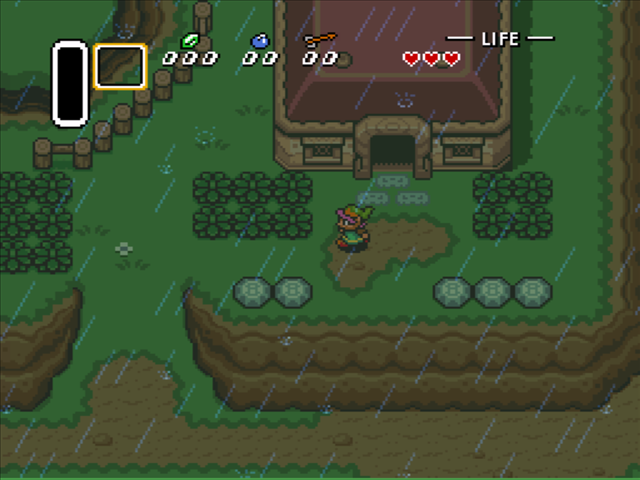 The Legend of Zelda: A Link to the Past Download Game | GameFabrique