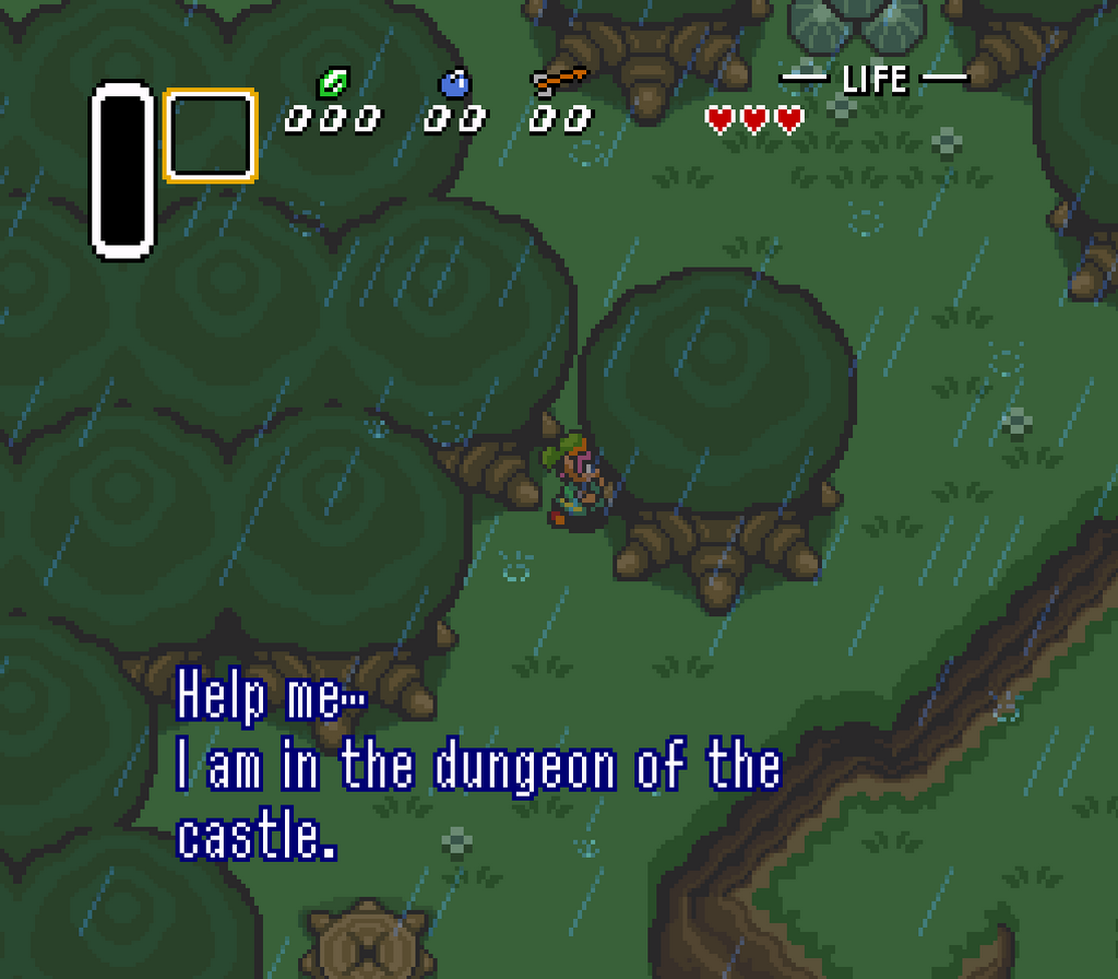 The Legend of Zelda: A Link to the Past Download Game