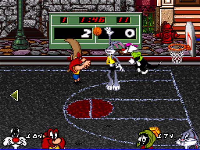 Looney tunes b ball download game gamefabrique looney tunes b ball voltagebd Choice Image