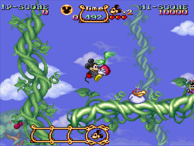 Momento Retrô: The Magical Quest Starring Mickey Mouse
