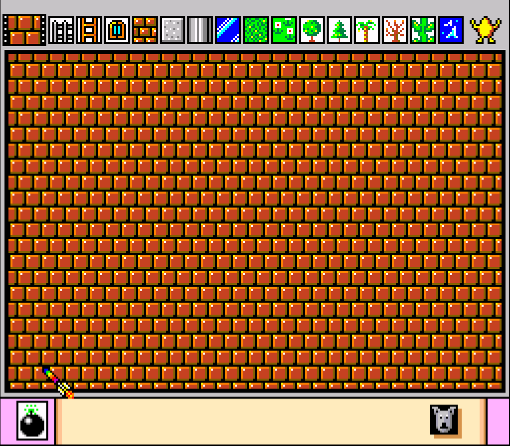 Computer Screen Design