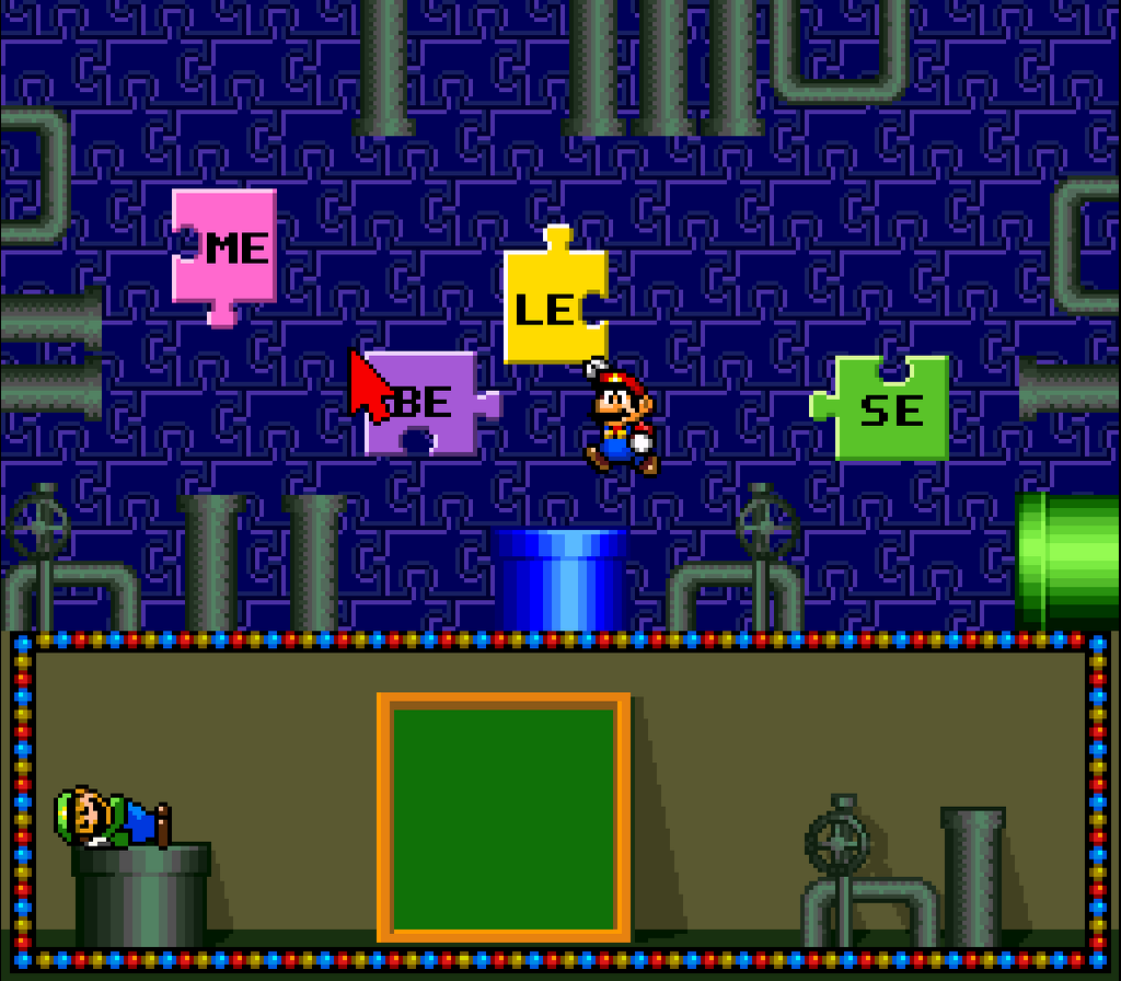 Mario's Early Years: Fun With Letters Download Game ...