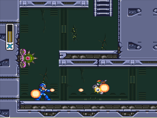 [Análise Retro Game] - Mega Man X3 - SNES/Saturn/Playstation Mega-man-x-3-04