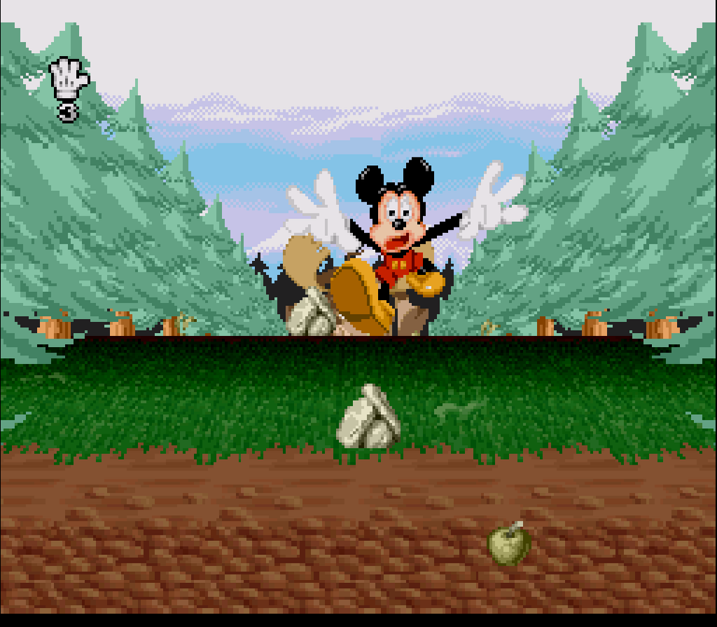 Mickey Mania - Timeless Adventures of Mickey Mouse Download Game