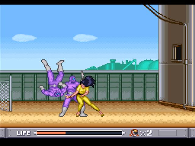 Mighty Morphin Power Rangers Screenshots