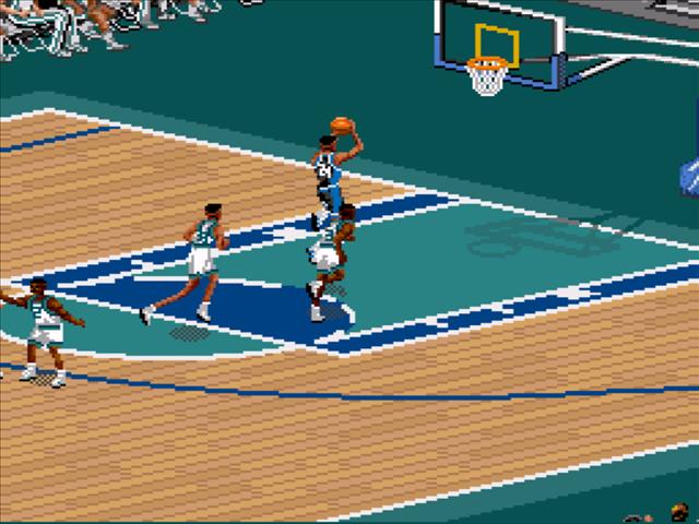 nba live 96 screenshots gamefabrique