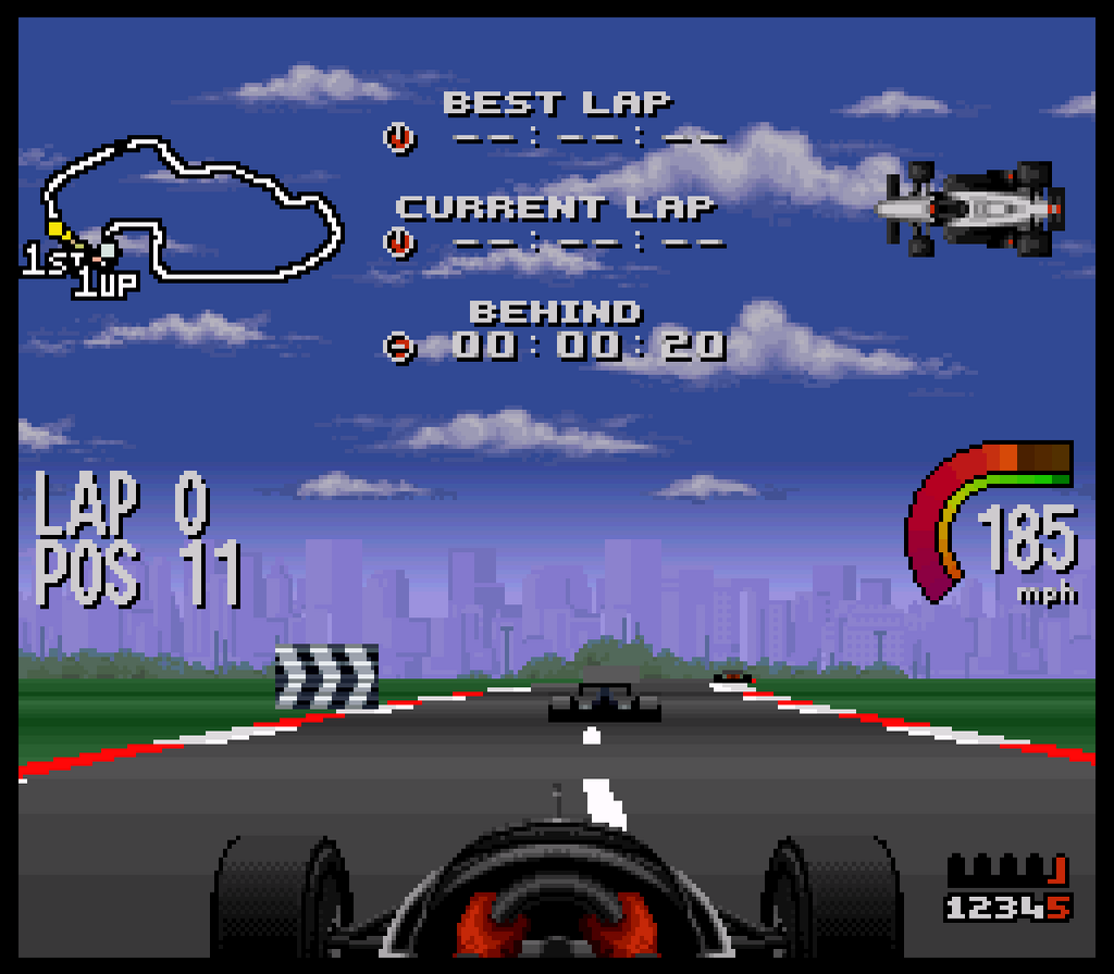 Newman Haas Indy Car Racing Download Game Gamefabrique