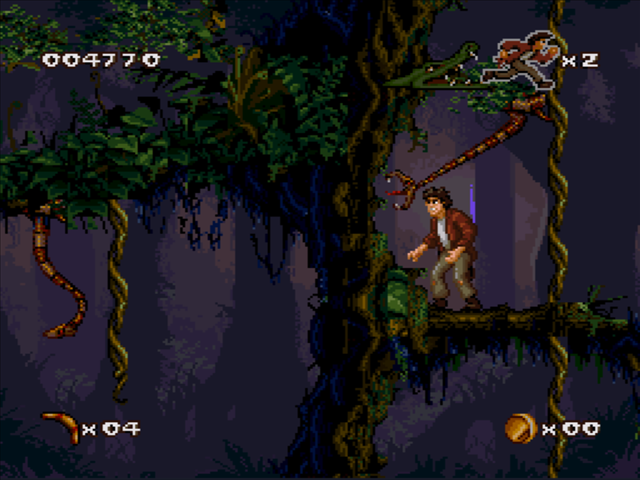 Pitfall The Mayan Adventure Download Game Gamefabrique