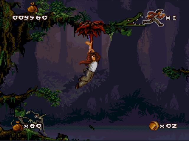 Pitfall The Mayan Adventure Screenshots Gamefabrique