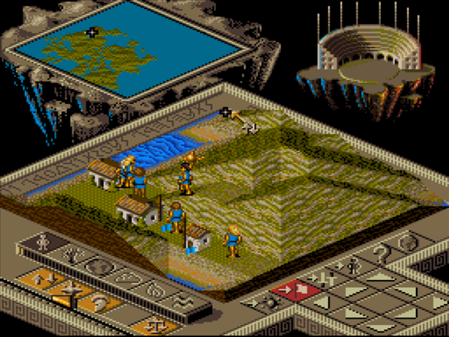 populous 2 pc game
