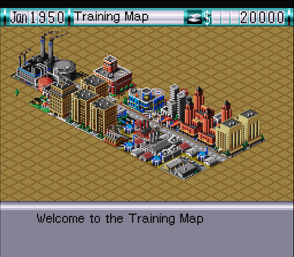 Simcity 2000 Screenshots Gamefabrique