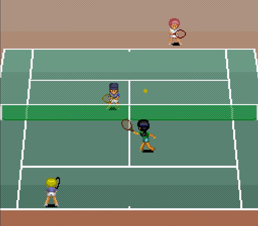 Smash Tennis Download Game