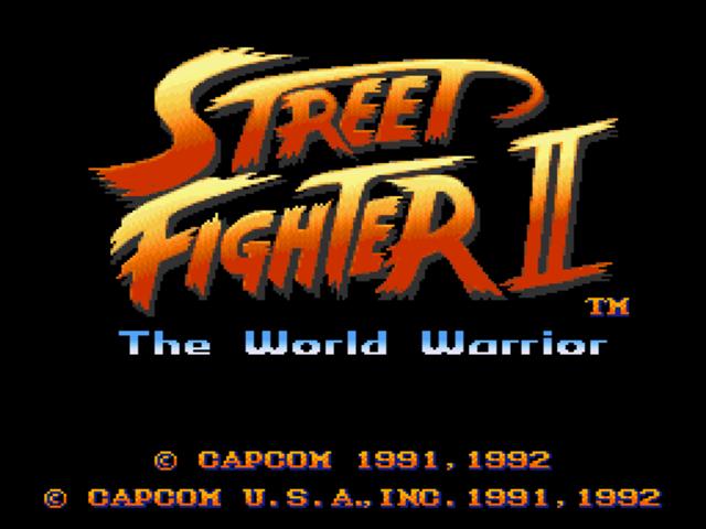 Super Street Fighter 2:The World Warrior [Para Nostálgicos]