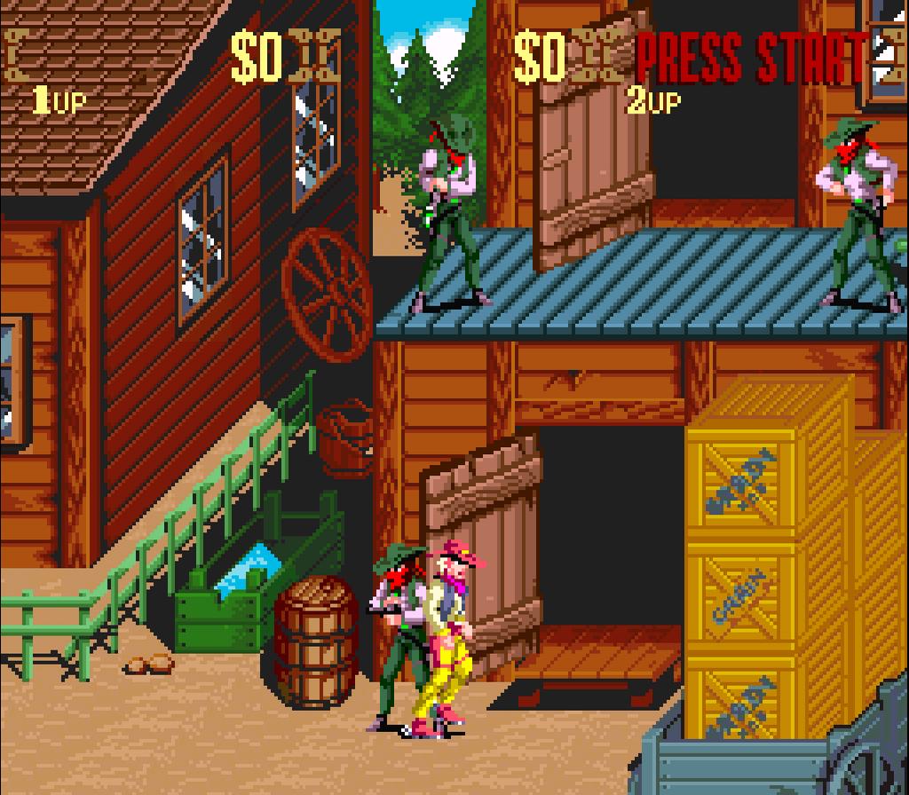 Sunset Riders Download Game | GameFabrique