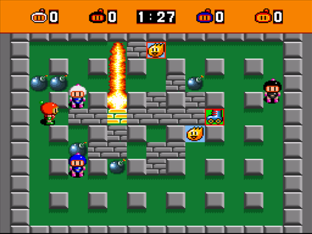 bomber man 2 player