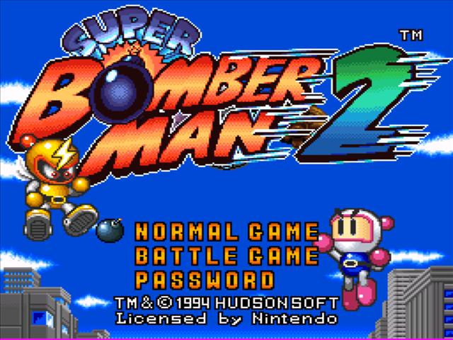 Super bomberman 2 download game | gamefabrique.