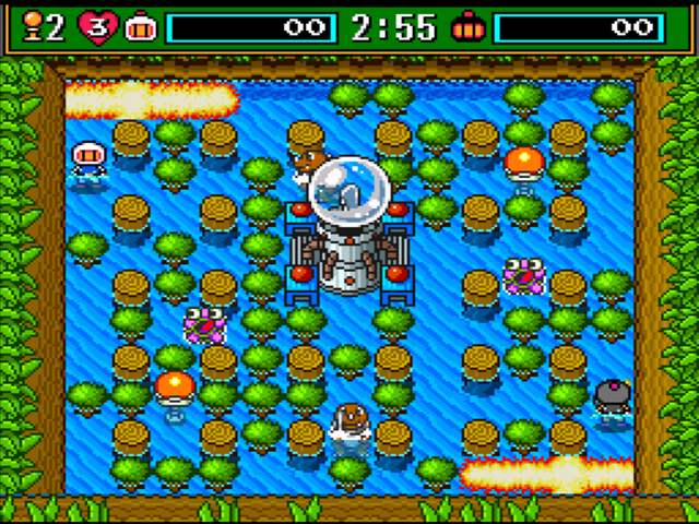 Download Super Bomberman 3