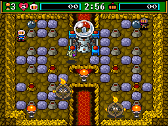 bomberman 4 player
