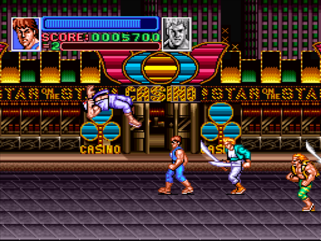 double dragon game free download for windows 7