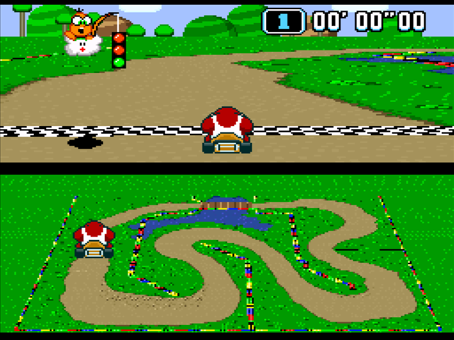 What S The Best Car In Mario Kart