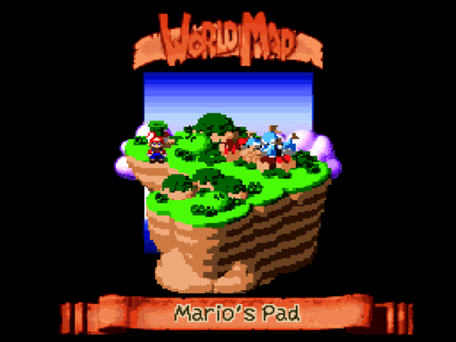Super Mario RPG: Legend of the Seven Stars Download Game | GameFabrique