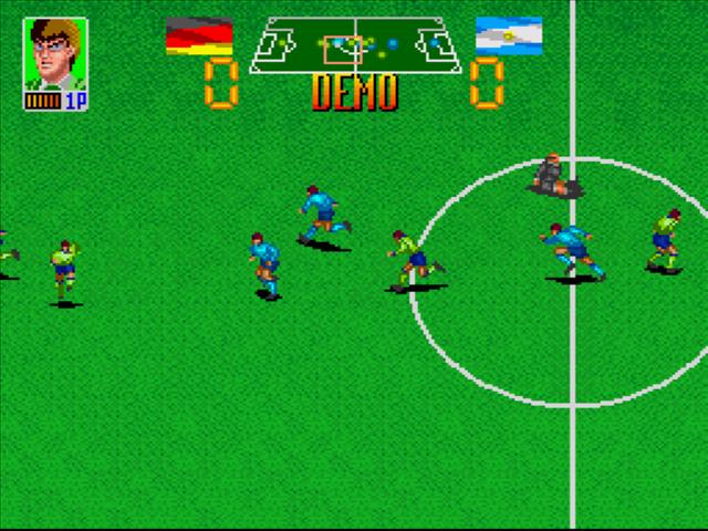 скачать игру soccer champ