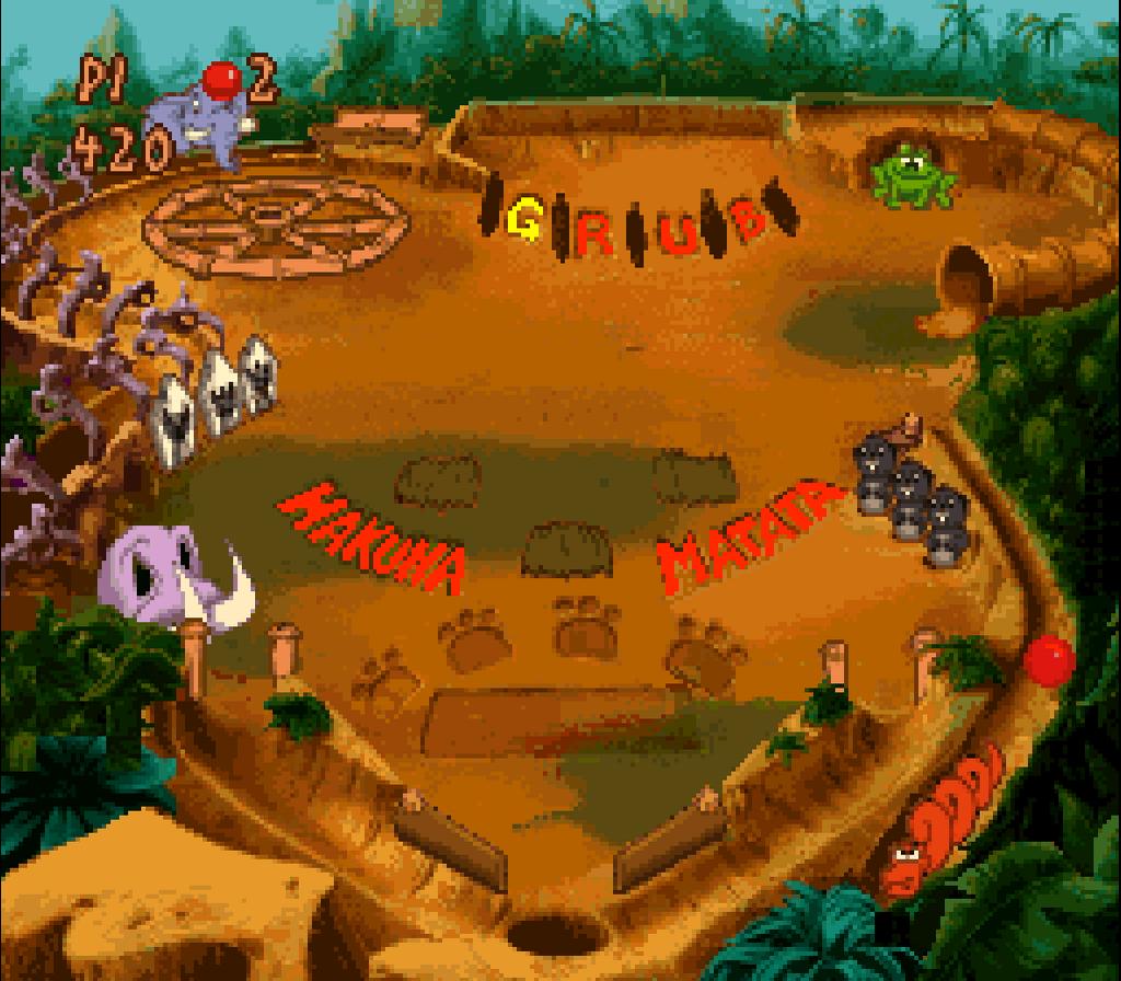 Timon & Pumbaa's Jungle Games Download Game | GameFabrique