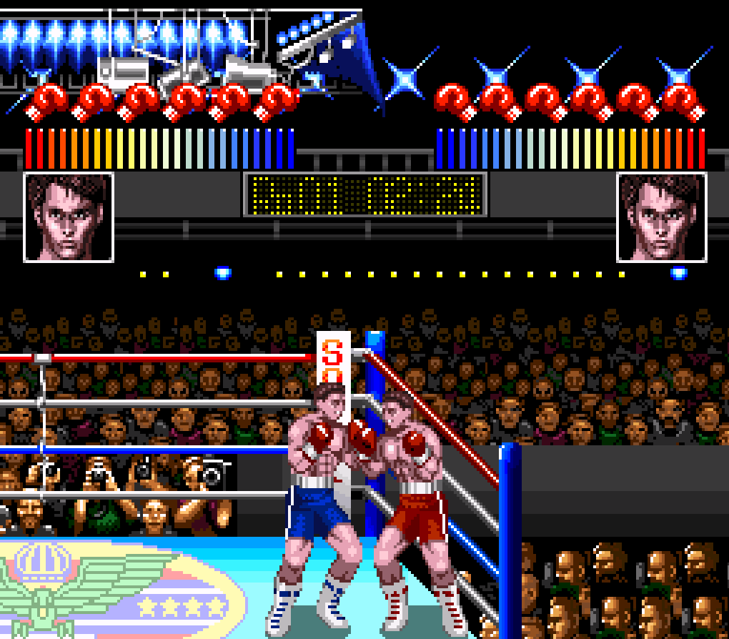 TKO Super Championship Boxing Screenshots GameFabrique
