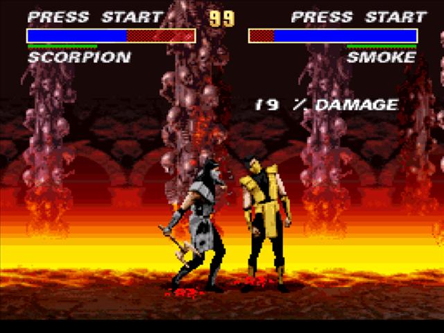 Ultimate Mortal Kombat 3 Screenshots Gamefabrique