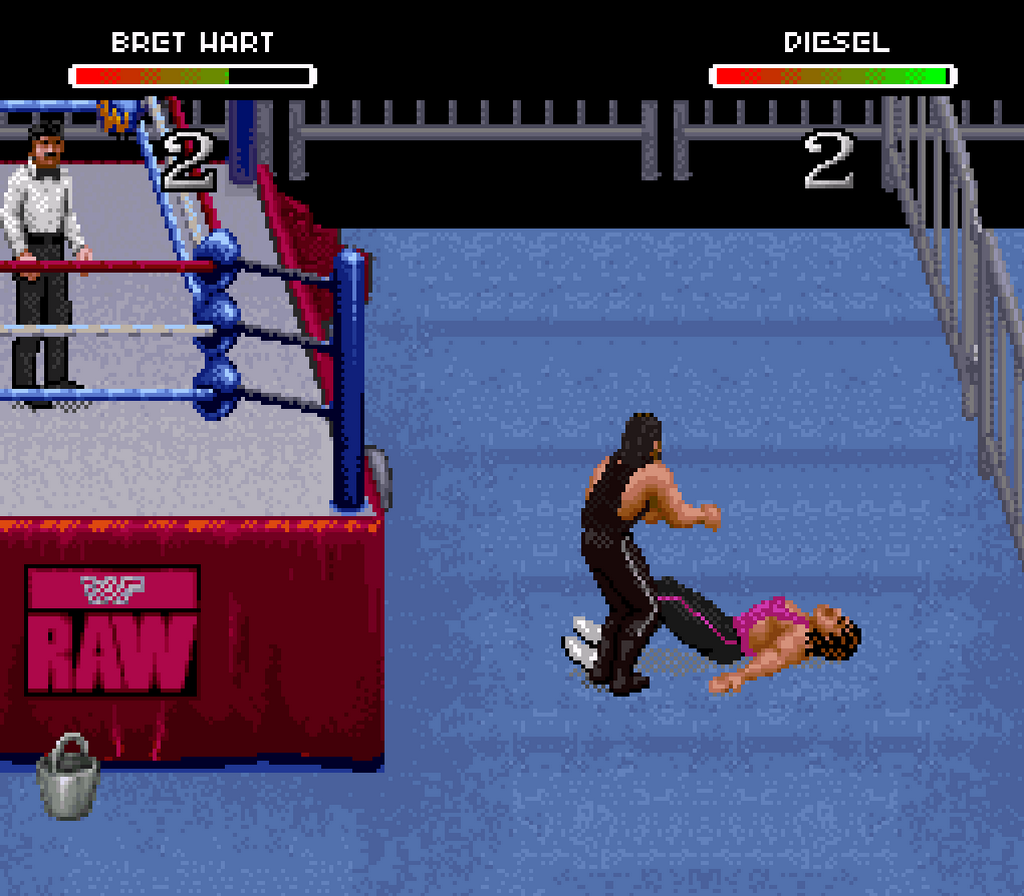 Wwf Raw Game Download
