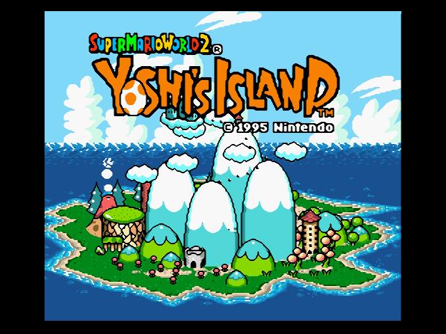 Super Mario World 2: Yoshi's Island Screenshots | GameFabrique