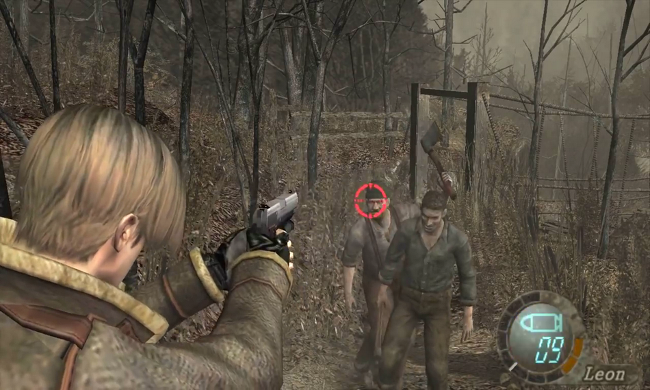 resident evil 4 pc game free download for windows 8