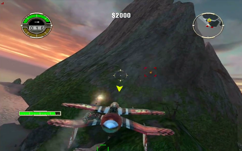 Crimson Skies Download Game | GameFabrique