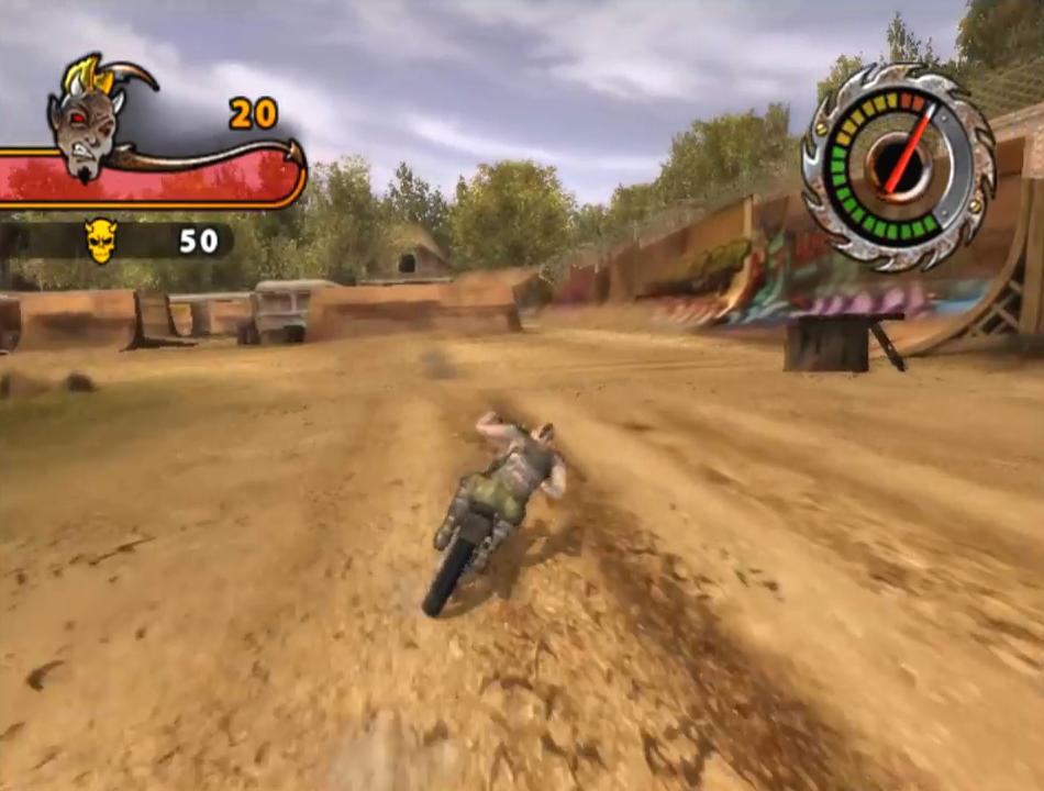 Crusty Demons: Freestyle Moto-X Download Game | GameFabrique