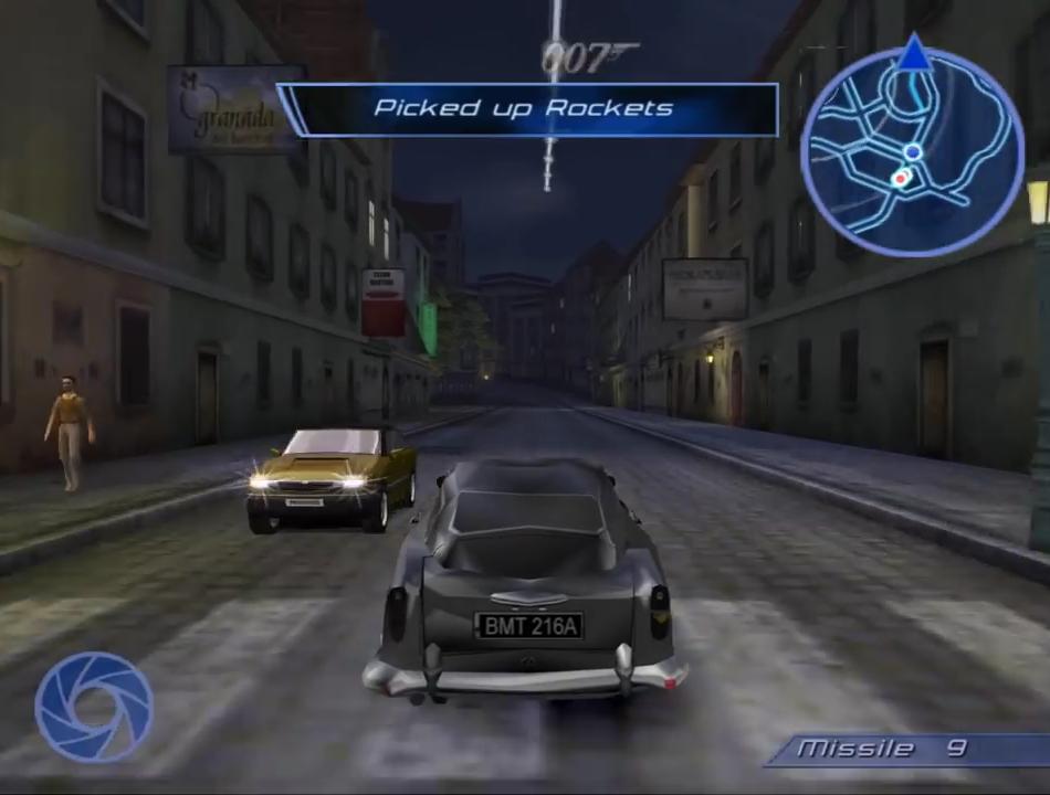 James Bond 007 In   Agent Under Fire Download Game