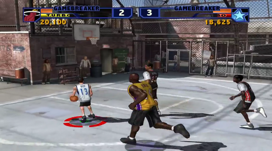nba street vol 2 apk for android
