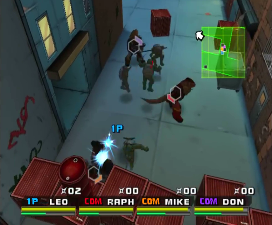 Teenage Mutant Ninja Turtles Download Game Gamefabrique